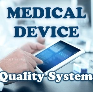 Due Diligence of Quality Systems for Medical Device Companies Susanne Manz Compliance Trainings