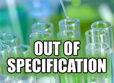 Dealing with Out of Specification OOS Test Results Meena Chetiar Compliance Trainings